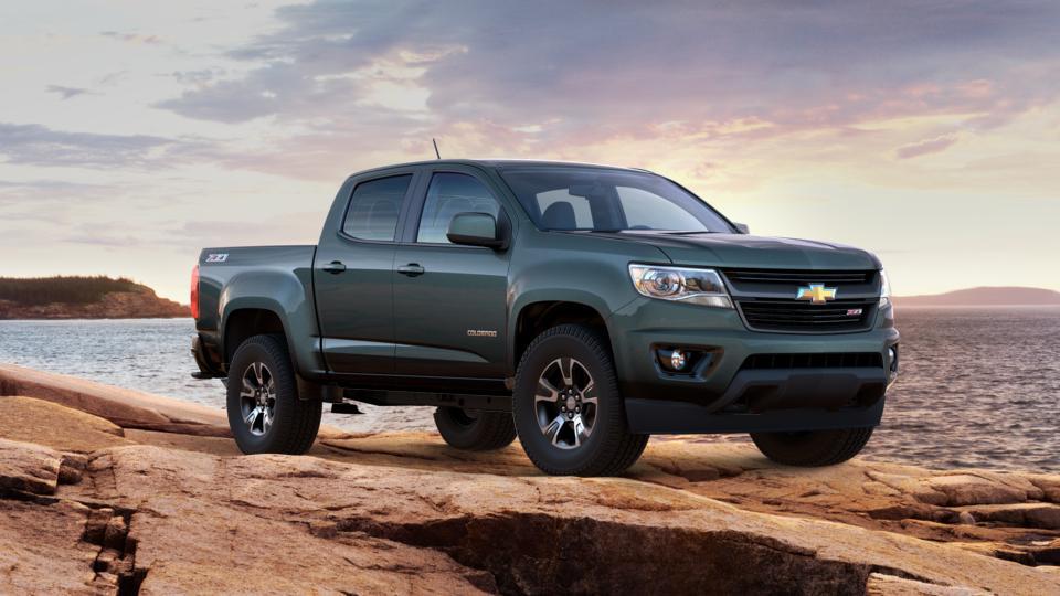 2017 Chevrolet Colorado Vehicle Photo in Safford, AZ 85546