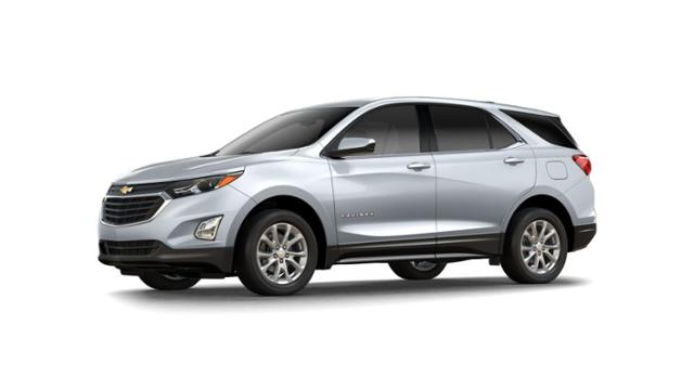 Charming 2018 Chevrolet Equinox Vehicle Photo In Olympia, WA 98502