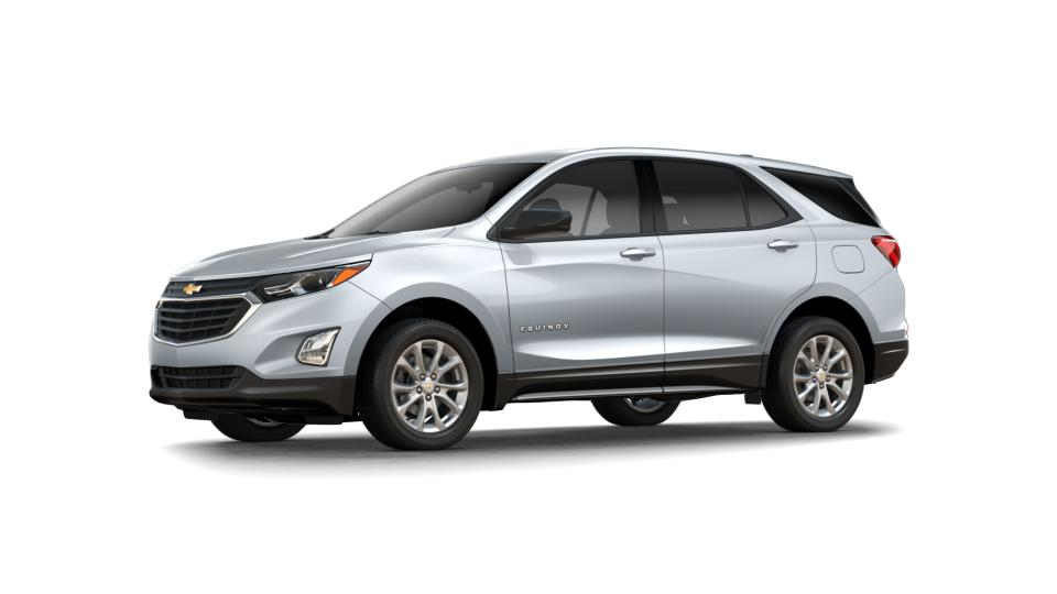 2018 Chevrolet Equinox Vehicle Photo in Wendell, NC 27591