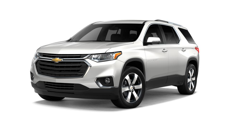 2018 Chevrolet Traverse Vehicle Photo in Twin Falls, ID 83301