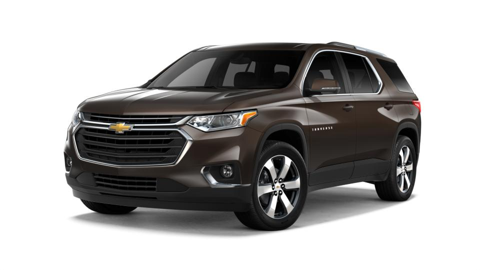 2018 Chevrolet Traverse for sale at Dennis Chevrolet Buick ...
