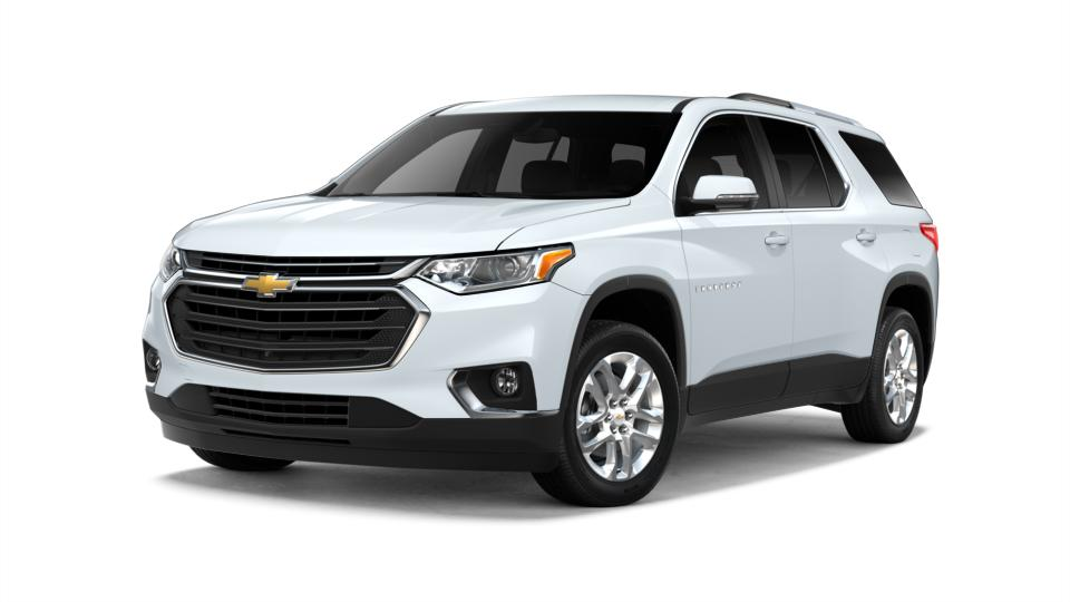 2018 Chevrolet Traverse Vehicle Photo in Greensboro, NC 27405