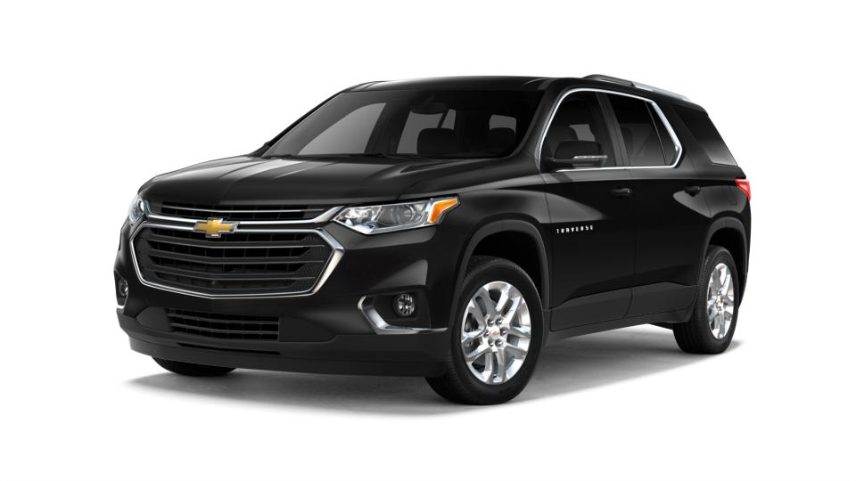2018 Chevrolet Traverse Vehicle Photo in Van Nuys, CA 91401