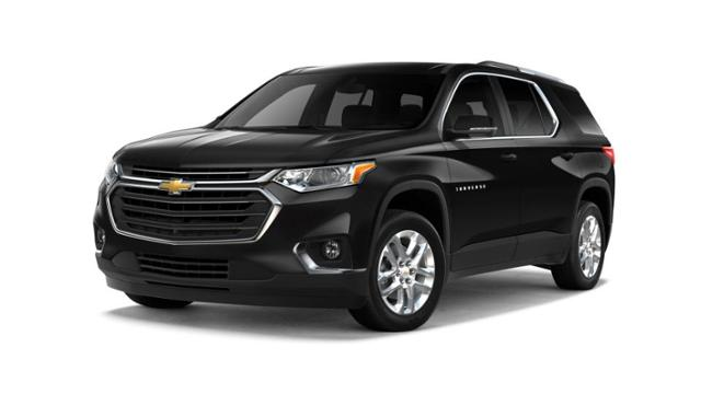 2018 Chevrolet Traverse Vehicle Photo In Elkton, MD 21921