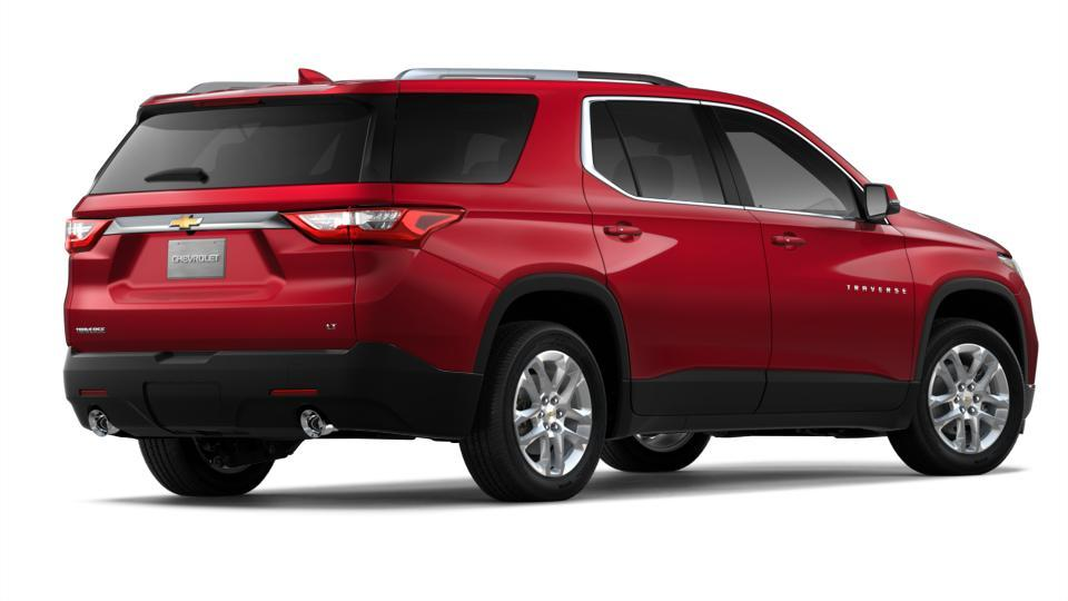 New Cajun Red Tintcoat 2018 Chevrolet Traverse FWD 1LT for ...