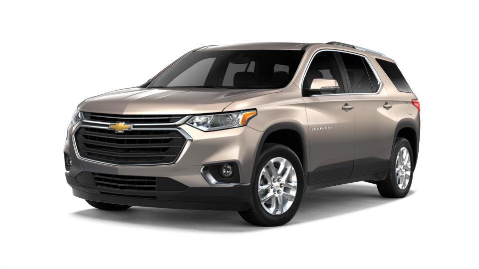 2018 Chevrolet Traverse Vehicle Photo in Helena, MT 59601