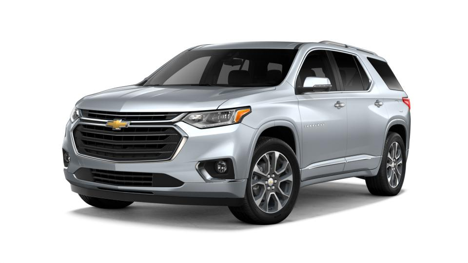 2018 Chevrolet Traverse Vehicle Photo in Manhattan, KS 66502