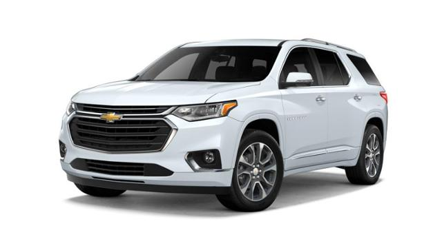 c140643eab8 2018 Chevrolet Traverse Vehicle Photo in Silver Spring