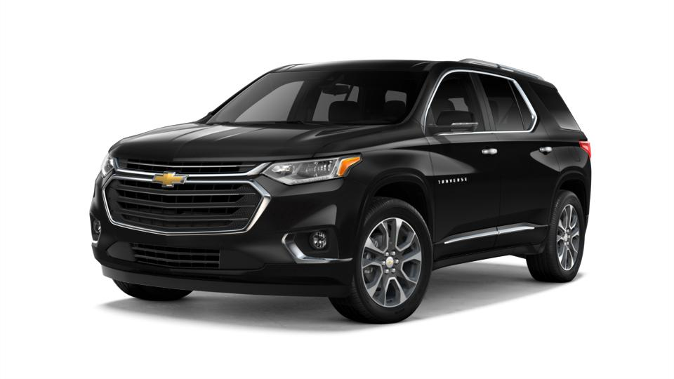 2018 Chevrolet Traverse Vehicle Photo in Johnston, RI 02919