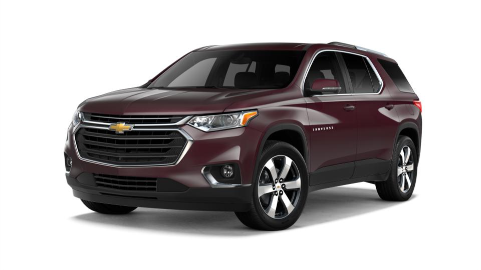 2018 Chevrolet Traverse Vehicle Photo in Saginaw, MI 48609