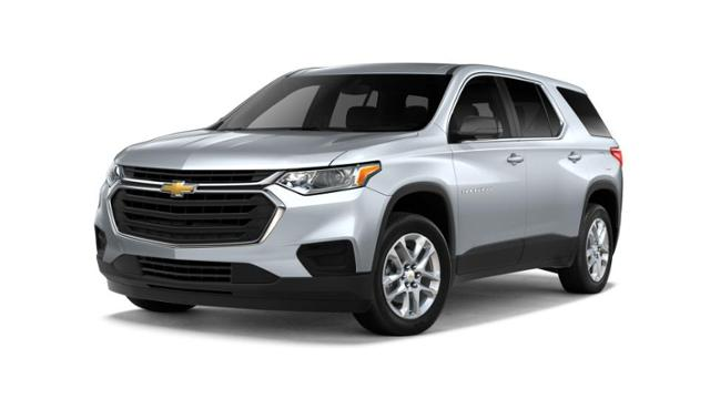 2018 Chevrolet Traverse Vehicle Photo In Olympia, WA 98502
