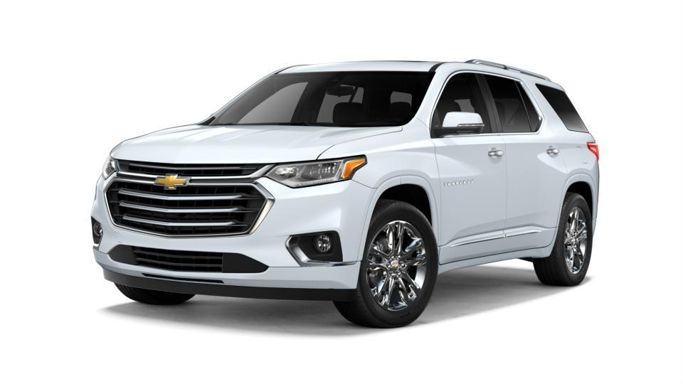 2018 Chevrolet Traverse Vehicle Photo in Hamden, CT 06517