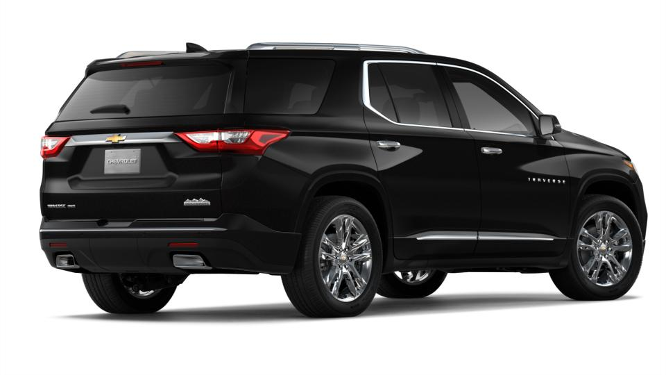 Mosaic black metallic 2018 chevrolet traverse for sale in for Gaithersburg motor vehicle administration gaithersburg md