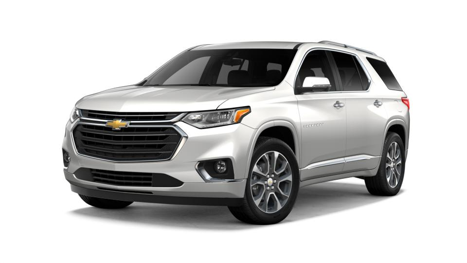 2018 Chevrolet Traverse Vehicle Photo in Enid, OK 73703