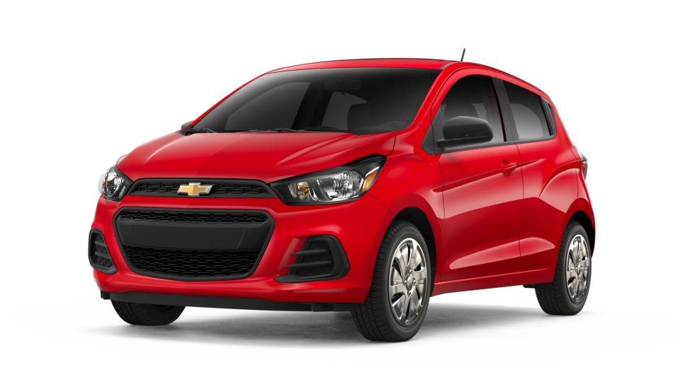 2018 Chevrolet Spark Vehicle Photo in Hyde Park, VT 05655