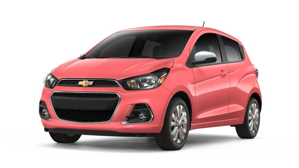 2018 Chevrolet Spark Vehicle Photo in Everett, WA 98203