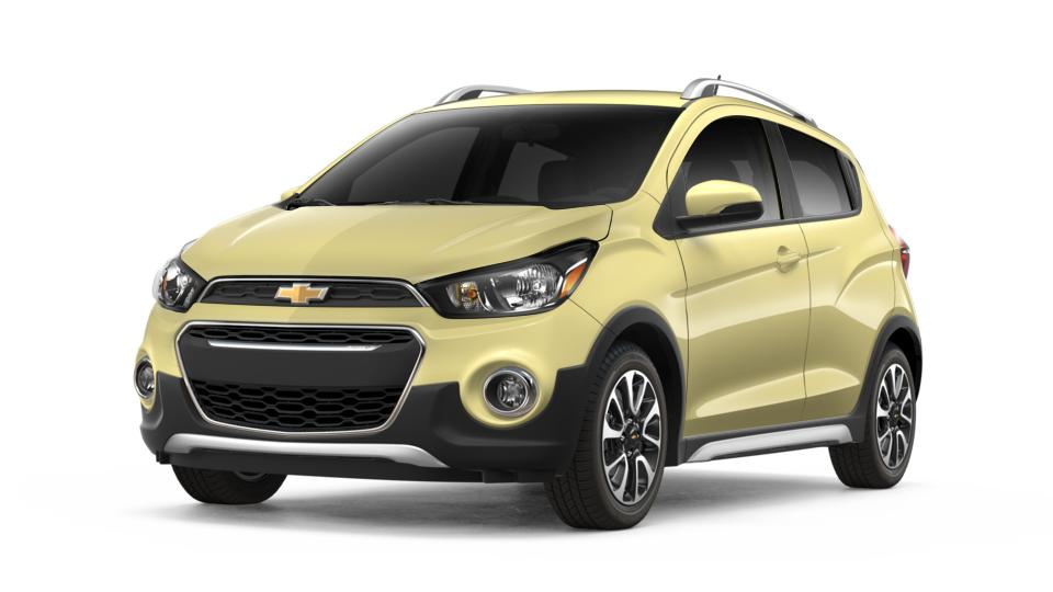 2018 Chevrolet Spark Vehicle Photo in Anchorage, AK 99515