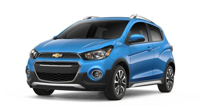 Attractive 2018 Chevrolet Spark Vehicle Photo In Rolla, MO 65401