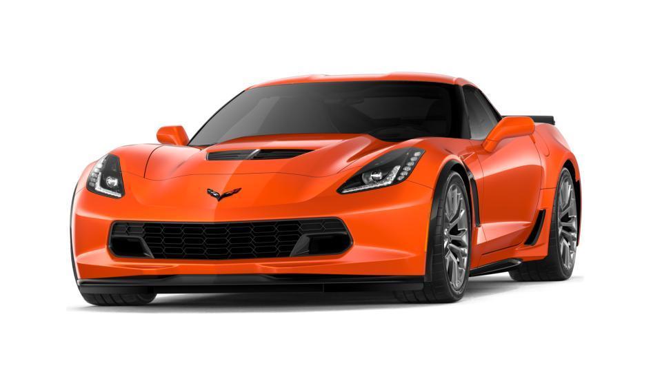 Select 2018 Chevrolet Corvette