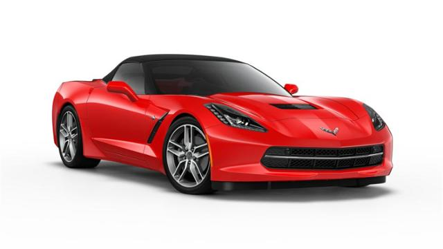 2018 Chevrolet Corvette Stingray Convertible 3lt For Sale Glendale