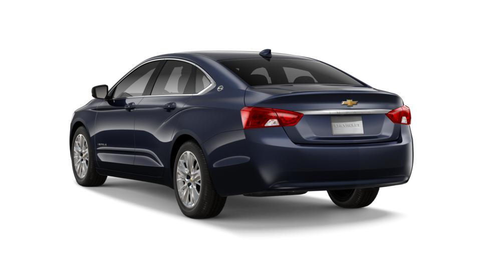 2018 Chevrolet Impala Vehicle Photo in Odessa, TX 79762