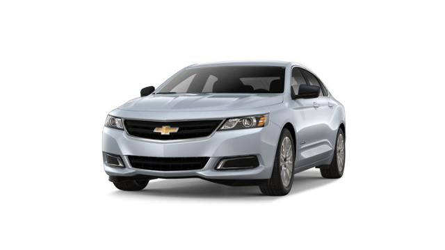 Perfect 2018 Chevrolet Impala Vehicle Photo In Lugoff, SC 29078