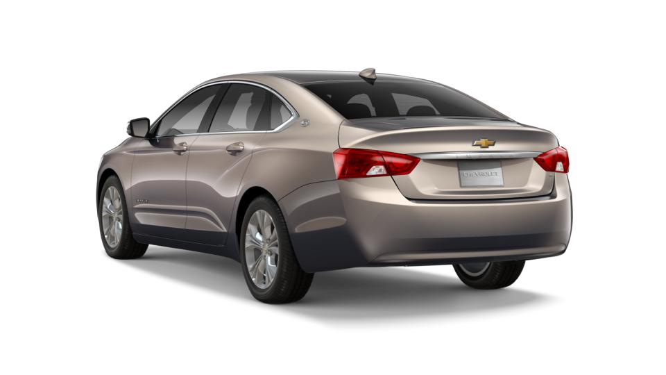2018 Chevrolet Impala Vehicle Photo in Manhattan, KS 66502
