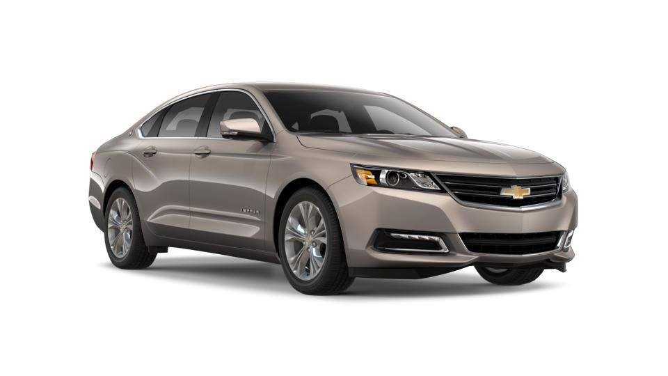 New 2018 Pepperdust Metallic Chevrolet Impala For Sale in ...