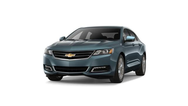 2018 Chevrolet Impala Vehicle Photo In Olympia, WA 98502
