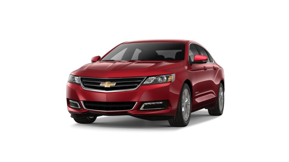 2018 Chevrolet Impala Vehicle Photo in Vincennes, IN 47591