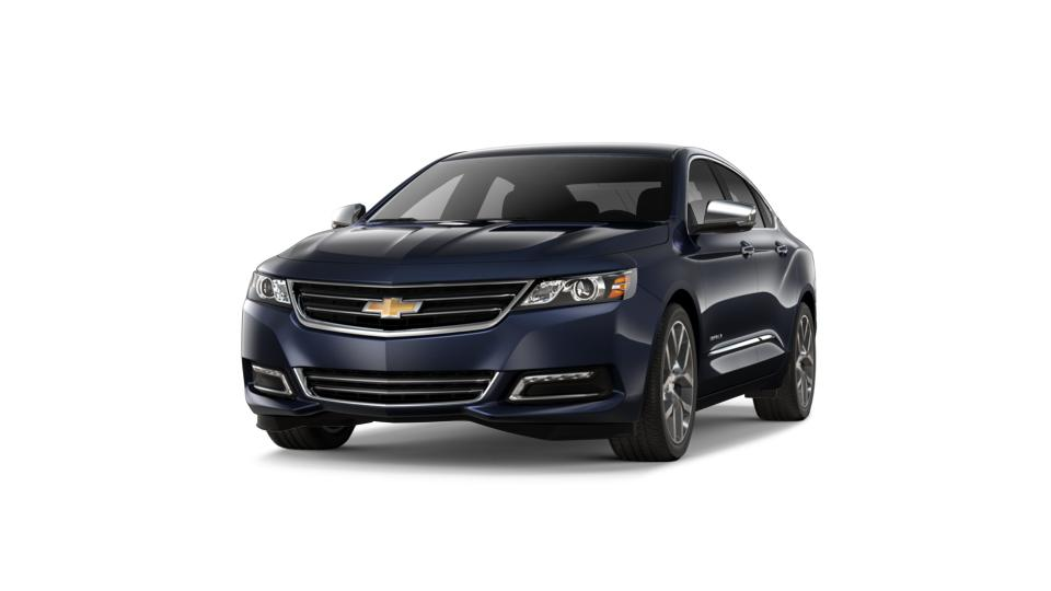 2018 Chevrolet Impala Vehicle Photo in Puyallup, WA 98371