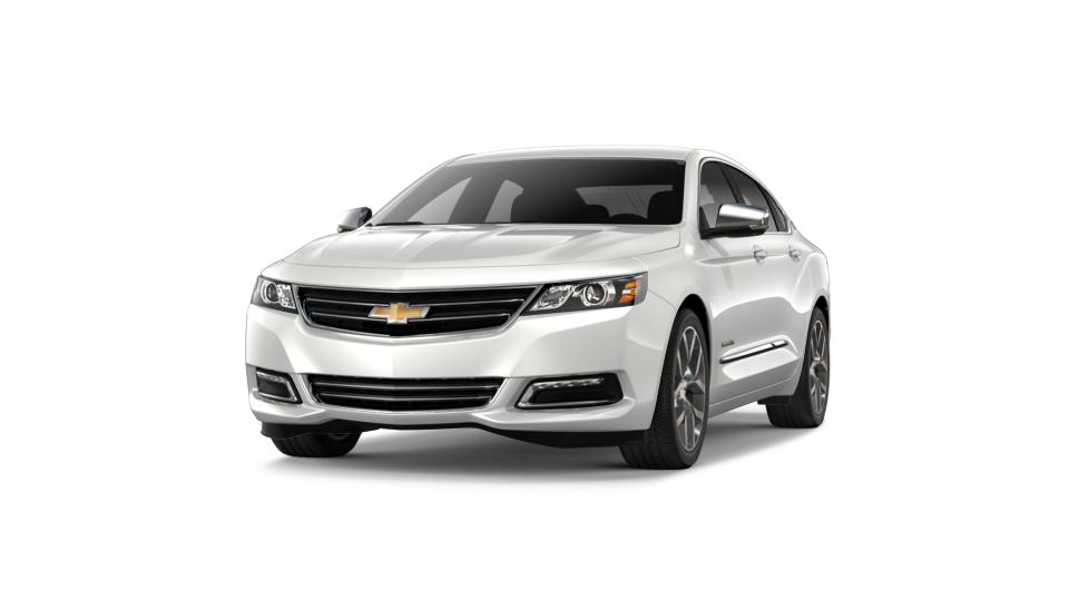 2018 Chevrolet Impala Vehicle Photo in Everett, WA 98203