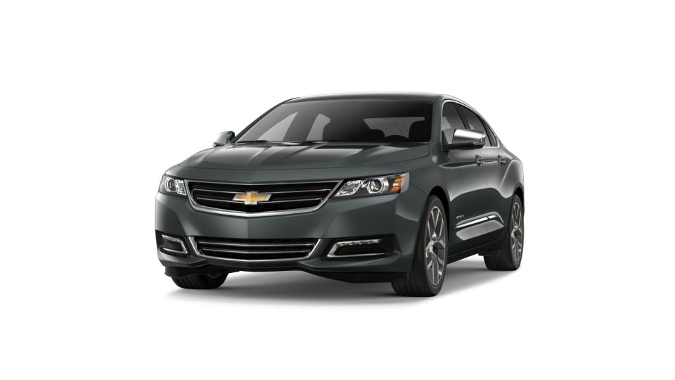 2018 Chevrolet Impala Vehicle Photo in Saginaw, MI 48609