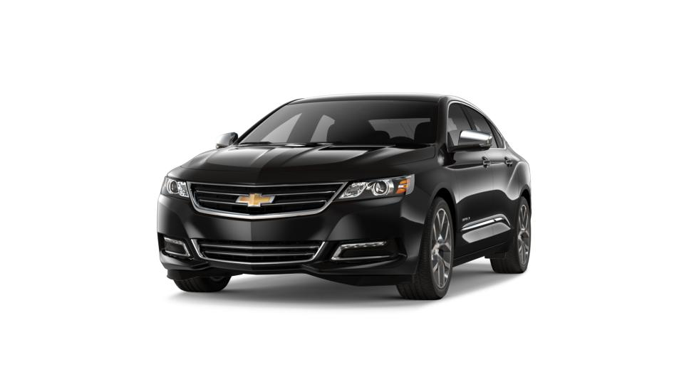2018 Chevrolet Impala Vehicle Photo in Naples, FL 34109