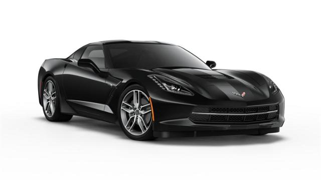 Find A New Black 2018 Chevrolet Corvette In Yonkers Ny