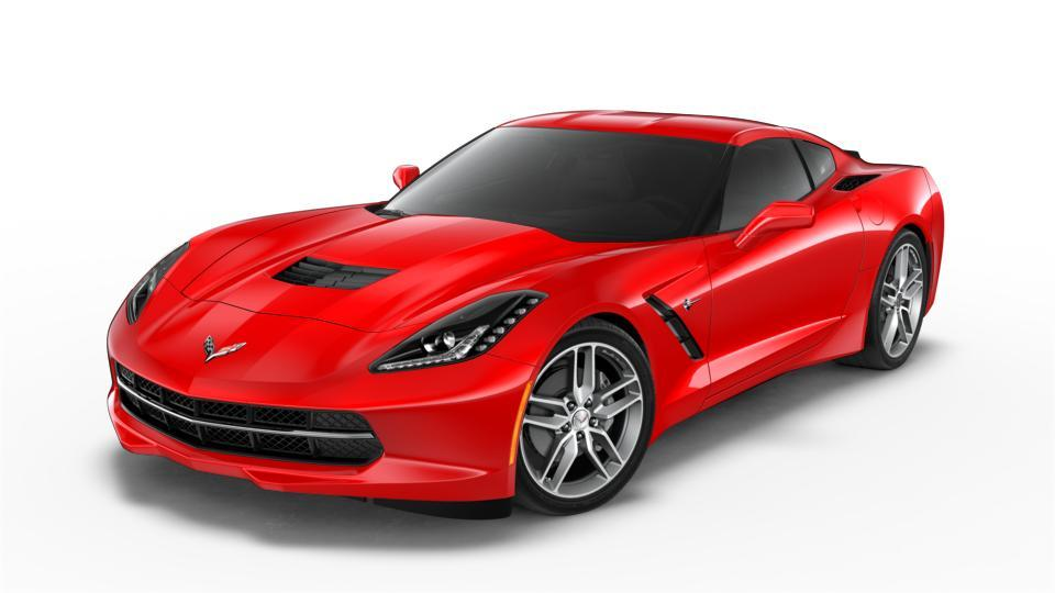 New Car 2018 Torch Red Chevrolet Corvette 1lt For Sale In