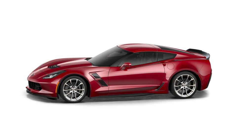 Youngstown Chevrolet >> New 2018 Chevrolet Corvette (Long Beach Red Metallic Tintcoat) for Sale in North Jackson ...
