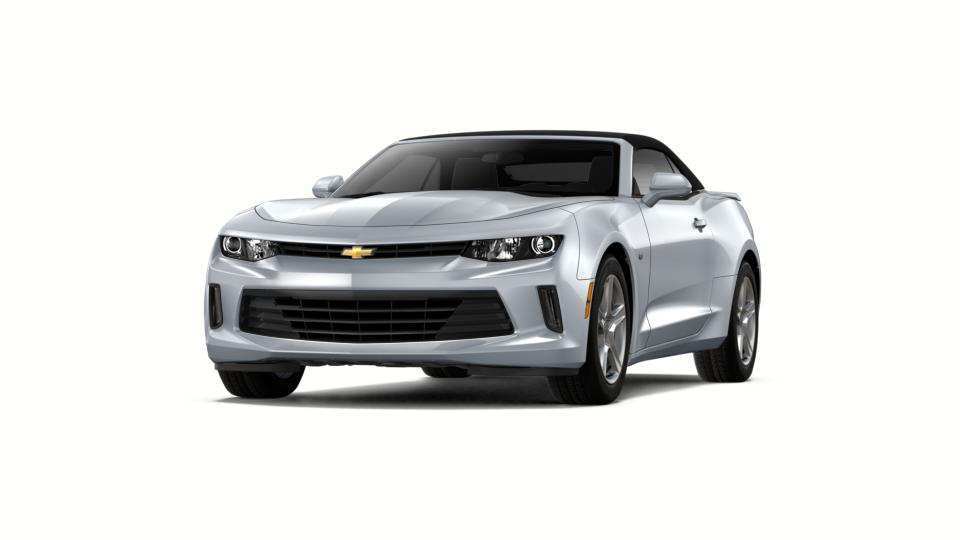 2018 Chevrolet Camaro Vehicle Photo in Decatur, IL 62526