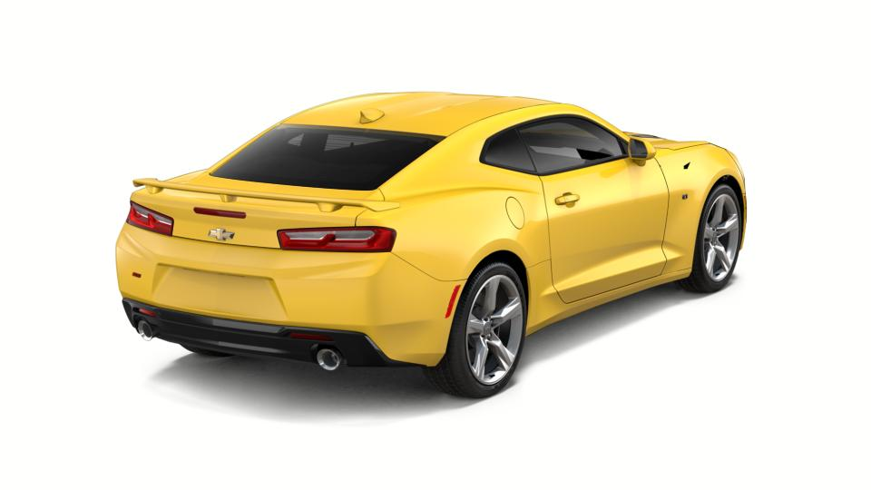 Clark Chevrolet Mcallen >> McAllen Bright Yellow 2018 Chevrolet Camaro: Certified Car ...