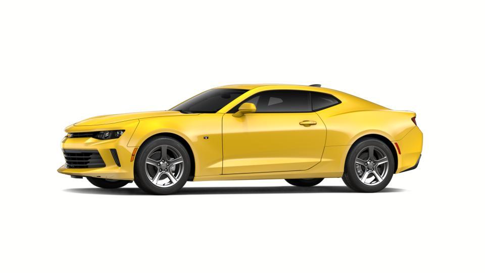 Bright Yellow 2018 Chevrolet Camaro for Sale in ...