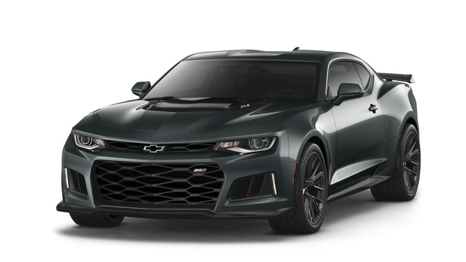 2018 Chevrolet Camaro Vehicle Photo in Midland, TX 79703