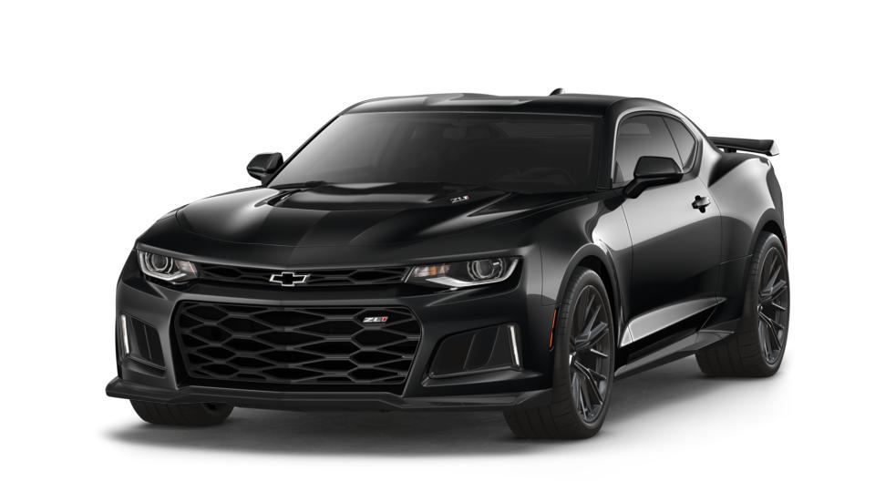 Hicksville Gb8 Mosaic Black Metallic 2018 Chevrolet Camaro