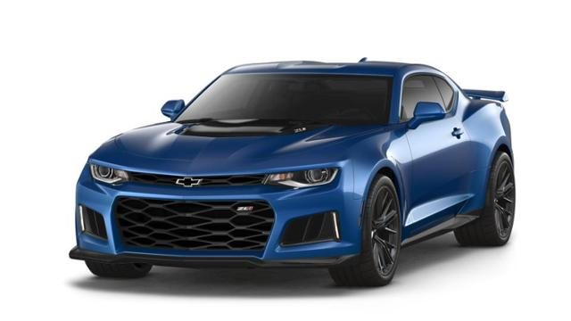 Used 2018 Chevrolet Camaro Zl1 For Sale Hendrick Chevrolet Cary