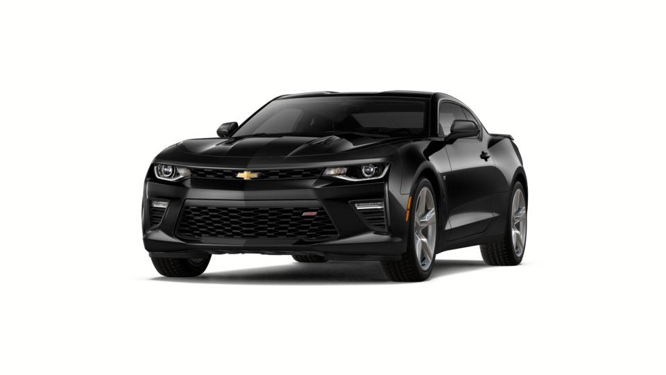 2018 Chevrolet Camaro Vehicle Photo in Chickasha, OK 73018
