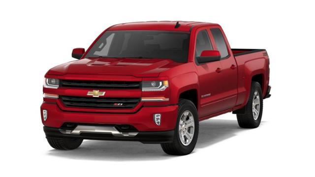 Coopersville Red Tintcoat 2018 Chevrolet Silverado 1500 New Truck