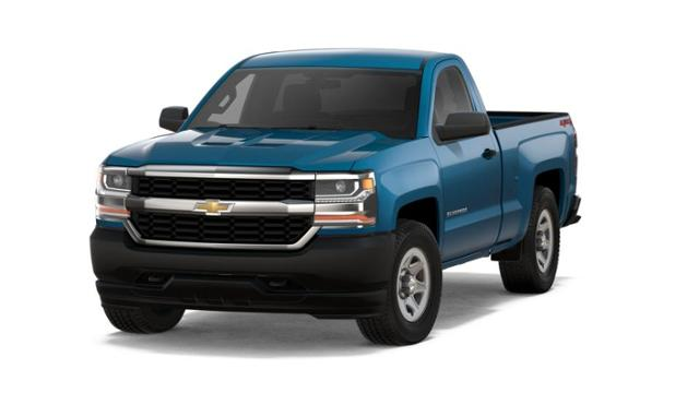 Captivating 2018 Chevrolet Silverado 1500 Vehicle Photo In Lexington, NC 27292