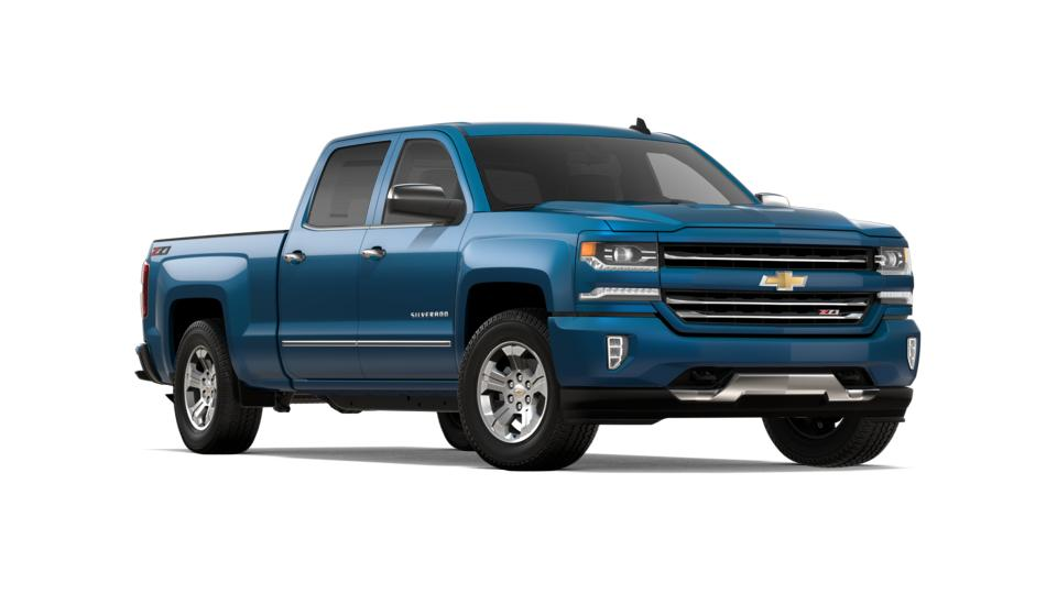 livingston certified deep ocean blue metallic 2018 chevrolet silverado 1500 for sale 11367. Black Bedroom Furniture Sets. Home Design Ideas