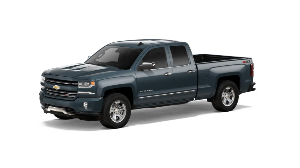 Gm Financial Lease >> New Graphite Metallic 2018 Chevrolet Silverado 1500 Double Cab Standard Box 4-Wheel Drive LTZ ...