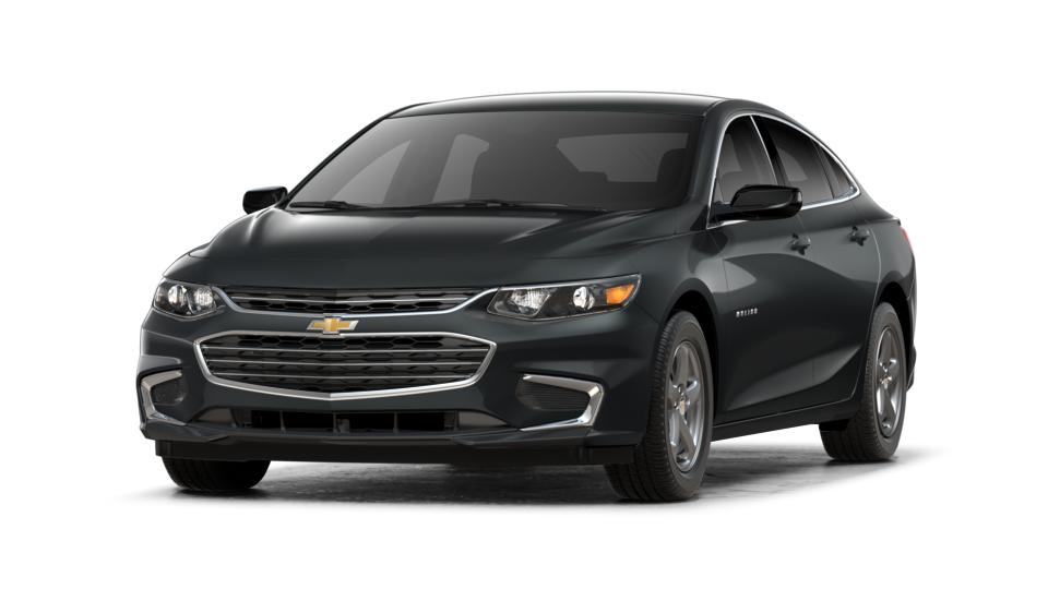 2018 Chevrolet Malibu Vehicle Photo in North Charleston, SC 29406