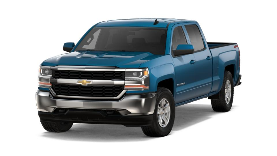 2018 Chevrolet Silverado 1500 Vehicle Photo in Puyallup, WA 98371